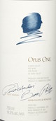 Opus One Napa Valley Red 2012