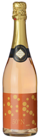 Latitude 50 Degrees Sekt Rosé