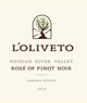 L'Oliveto Rose Of Pinot Noir 2014