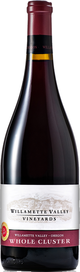 Willamette Valley Vineyards Whole Cluster Fermented Pinot Noir 2014