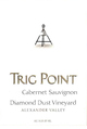 Trig Point Diamond Dust Vineyard Cabernet Sauvignon 2013