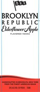 Brooklyn Republic Elderflower Apple