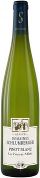 Domaines Schlumberger Les Princes Abbes Pinot Blanc 2013