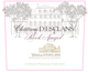 Chateau d'Esclans Rock Angel Rosé 2014