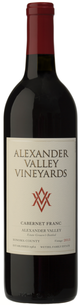 Alexander Valley Vineyards Estate Cabernet Franc 2013