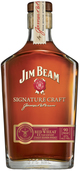 Jim Beam Signature Craft Soft Red Wheat Bourbon Whiskey 11 year old