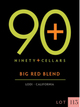 90+ Cellars Lot 113 Big Red Blend 2014