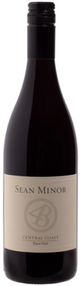 Sean Minor 4 Bears Pinot Noir 2014