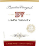 Beaulieu Vineyard Napa Valley Cabernet Sauvignon 2013