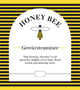 Honey Bee Gewurztraminer