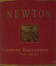 Newton Red Label Cabernet Sauvignon 2013