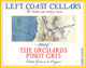 Left Coast Cellars The Orchards Pinot Gris 2014