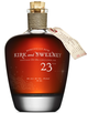 Kirk and Sweeney Rum 23 year old