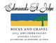 Edmunds St. John Rocks and Gravel Red Wine 2013