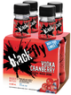 Black Fly Vodka Cranberry Mixed Drink