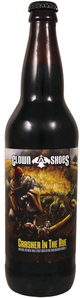 Clown Shoes Crasher In The Rye Imperial Oatmeal Milk Stout