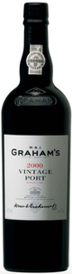 W&J Graham's Vintage Port 2000