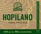 Bridge Brewing Hopilano IPA