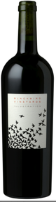 Blackbird Vineyards Illustration 2012