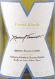Xavier Flouret French Blonde 2014