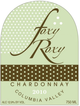 Foxy Roxy The Chardonnay 2010
