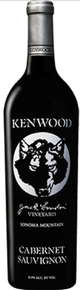 Kenwood Jack London Cabernet Sauvignon 2012