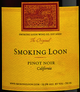 Smoking Loon Pinot Noir 2014