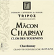 Domaine Catherine & Didier Tripoz Macon Charnay Clos des Tournons 2014