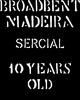 Broadbent Madeira Sercial 10 year old