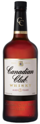 Canadian Club Canadian Whisky 6 year old
