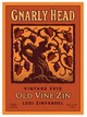 Gnarly Head Old Vine Zin 2013