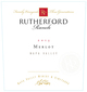 Rutherford Ranch Merlot 2013