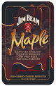 Jim Beam Maple Kentucky Straight Bourbon Whiskey
