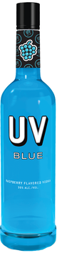 UV Blue Raspberry Vodka