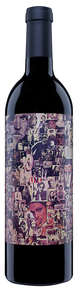 Orin Swift Abstract Red 2014