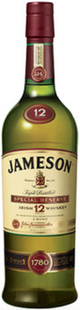 Jameson Special Reserve Irish Whiskey 12 year old