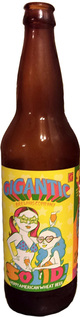 Gigantic Brewing Company Solid! Hoppy American Wheat Beer