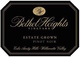 Bethel Heights Estate Grown Pinot Noir 2012