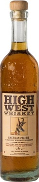 High West Distillery American Prairie Bourbon
