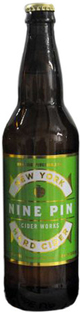 Nine Pin New York Hard Cider