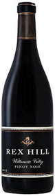 Rex Hill Willamette Valley Pinot Noir 2013