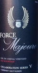 Force Majeure Vineyards Collaboration V 2012
