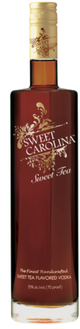 Sweet Carolina Sweet Tea Vodka