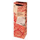 True Fabrications Season's Greetings Wine Bag