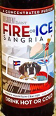 Decadent Saint Fire Or Ice Sangria