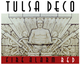 Tulsa Deco Fire Alarm Red 2013