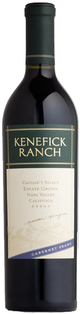 Kenefick Ranch Caitlin's Select Cabernet Franc 2009
