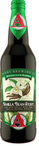 Avery Brewing Co. Barrel Aged Vanilla Bean Stout
