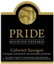 Pride Mountain Vineyards Cabernet Sauvignon 2013