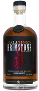 Balcones Brimstone Texas Scrub Oak Smoked Corn Whisky